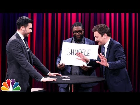 Thumbnail: Magician Dan White Freaks Out Jimmy and Questlove with a Time Traveling Card Trick