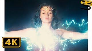 Чудо-Женщина против Ареса. Финальная Битва (Часть 3) | Чудо-женщина | 4K ULTRA HD