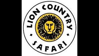 Lion Country Safari November 9, 2018