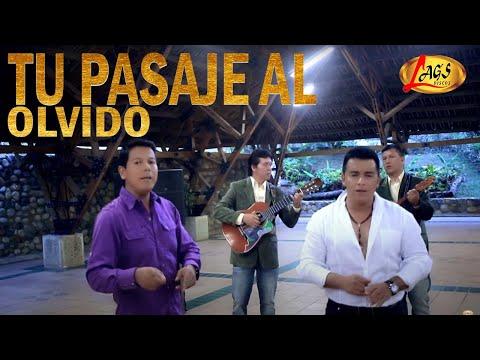 Tu Pasaje al Olvido - Fernando Burbano & Luisito Muñoz (Videoclip Oficial)