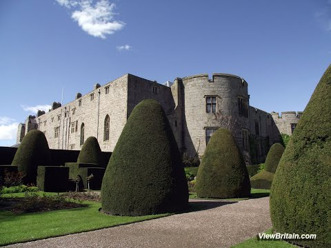 Chirk Castle, Medieval Castle in Wales Video