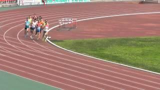 1500 м юниоры 2014