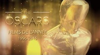 Compilation   Meilleurs films aux Oscars 1995-2016   LE SAC DE CHIPS