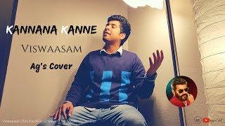 Kannana Kanne Viswasam Ag's Cover | Ajith Kumar,Nayanthara | D.Imman | Siva