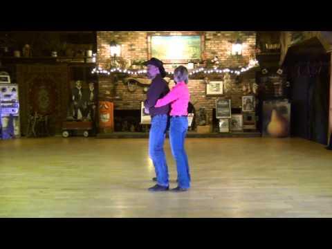 Homegrown Honkey Tonk Partner Dance Lesson
