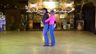 Homegrown Honkey Tonk Partner Dance Lesson