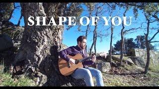 Ed Sheeran - Shape Of You (Acoustic...
