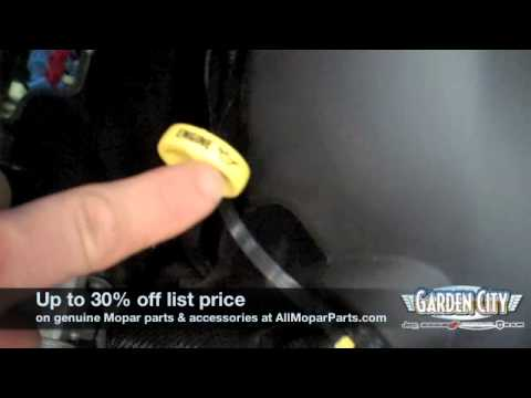 How To Check Oil And Washer Fluid On A Jeep Grand Cherokee