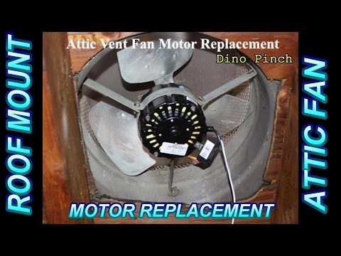 Vintage Emerson 12 Ventilator Fan 59666 Exhaust 6 Blad