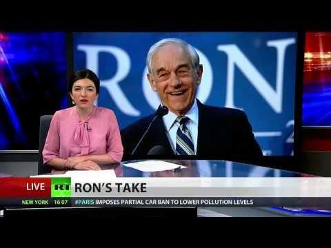 Ron Paul on Crimea: None of America's business