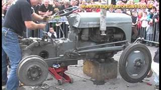 How to Rebuild a Ferguson T20 Tractor (fergy,fergie) in under 10 Minutes