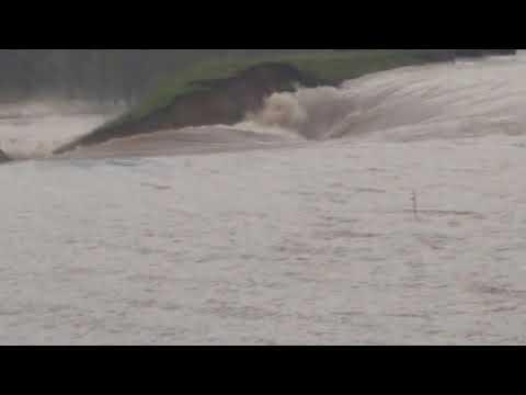 Wixom lake dam failure 1 Edenville MI