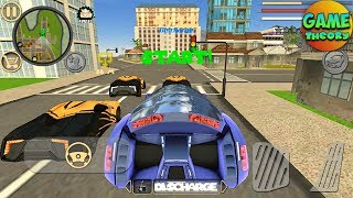 Rope Hero: Vice Town # Batman's Car Race Top Game Simulator GamePlay by Naxeex LLC #Android Game FHD
