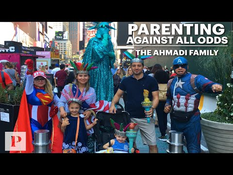 Family Flees Afghanistan for America | Parenting Against All Odds | Parents