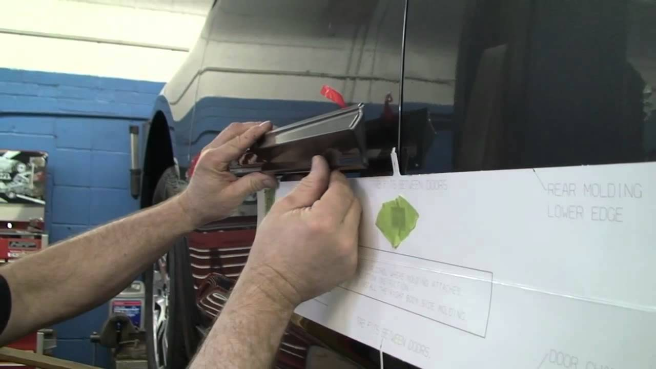 Episode 205 2011 Honda Odyssey Body Side Molding