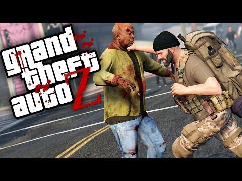 GTA V ZOMBIES - DE VOLTA AO APOCALIPSE ZUMBI | S03E01 (GTA 5 MOD Survival Zombie)