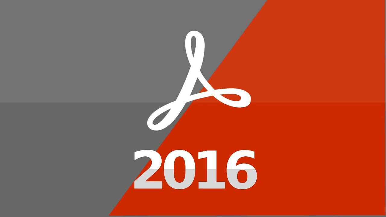 Como baixar o Adobe Reader DC 2016 - YouTube