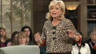 Beth Moore: I Was Abused, Too (LIFE Today/James Robison)