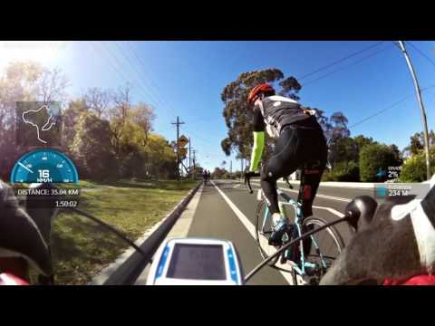 Cycling Video - 3 Gorges NSW