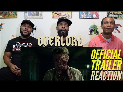Overlord Official Trailer Reaction