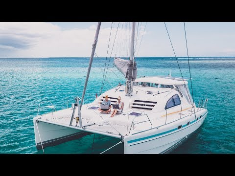 How We Stay Connected Sailing The World || Free Wifi, Phones & Satellite