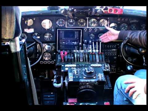 B-24 Cockpit Tour