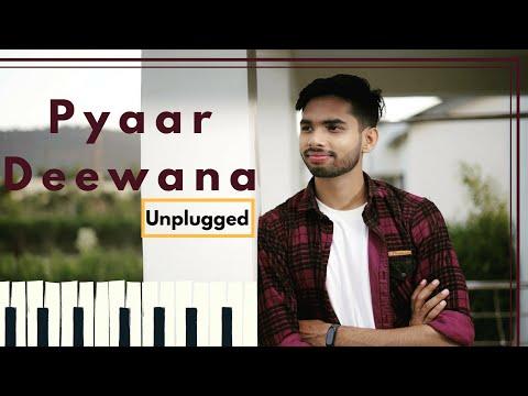 Pyaar Deewana Hota Hai - Unplugged Cover|Aakash Gupta | Kishor Kumar | R.D Burman