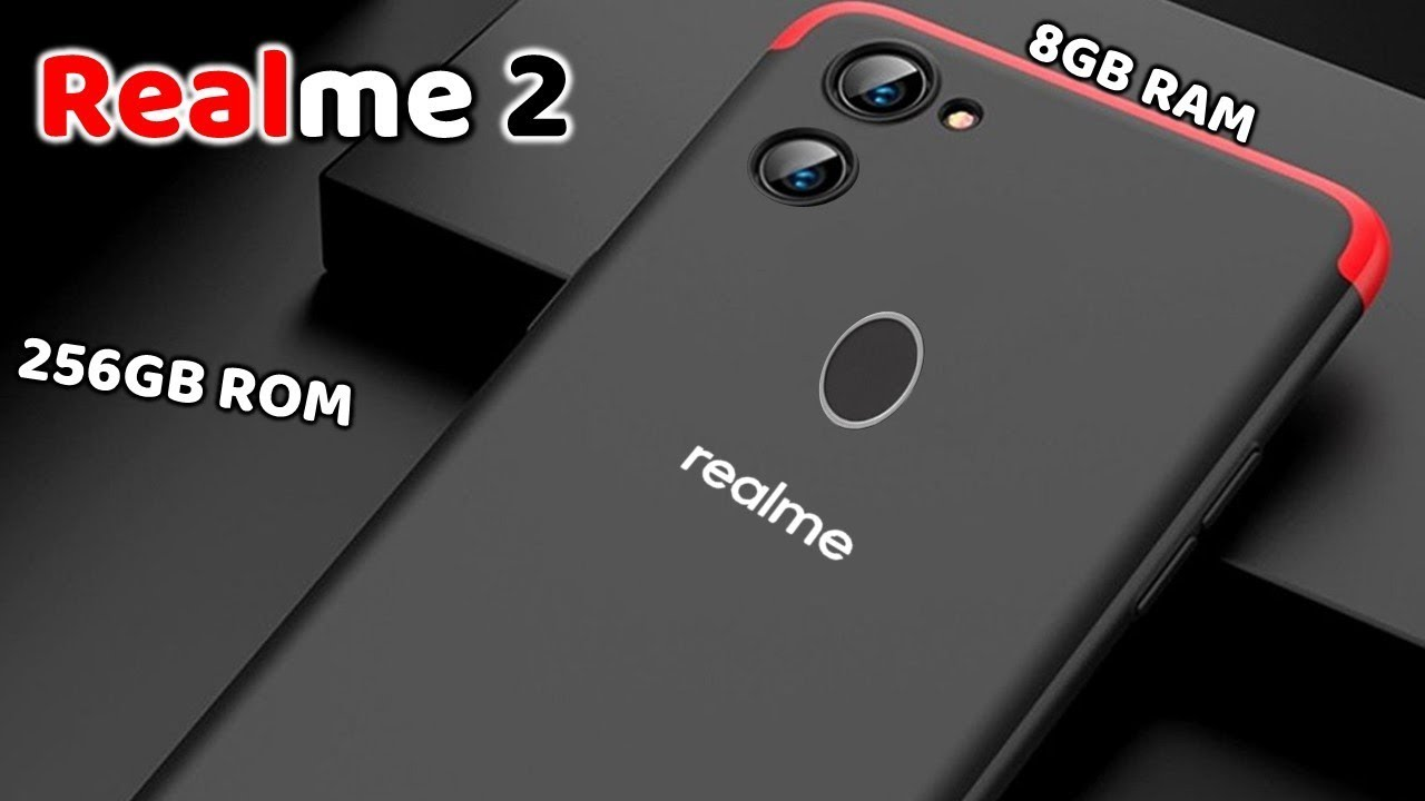 Realme 2 - 8GB RAM, 256GB Internal, Expected Specs & Release Date