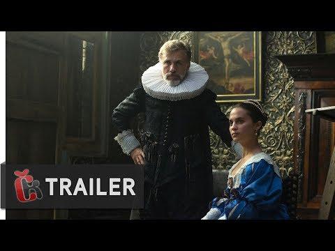 Tulipánová horečka (2017) - Oficiální Trailer
