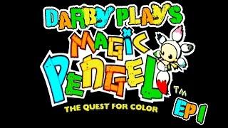 Darby Plays Magic Pengel - PS2 - EP 1