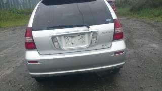 Видео-тест автомобиля Toyota Nadia (ACN10-0001918 2001г)