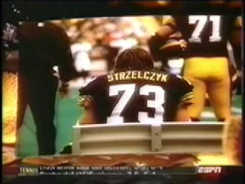 Justin Strzelczyk Part 1- The ESPN follow up story about the tragic loss of a good friend.