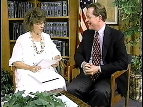 "Dr. Timothy Wheeler, MD on ""Focus""  with Trudy Thomas.  Outdoor Channel, 1996"