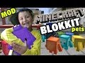 watch he video of Minecraft: Blokkit Pets Mod - Mike & Dad Adventure (Showcase Fun!)