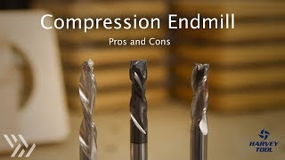 Intro to Compression Endmills for CNC Woodworking