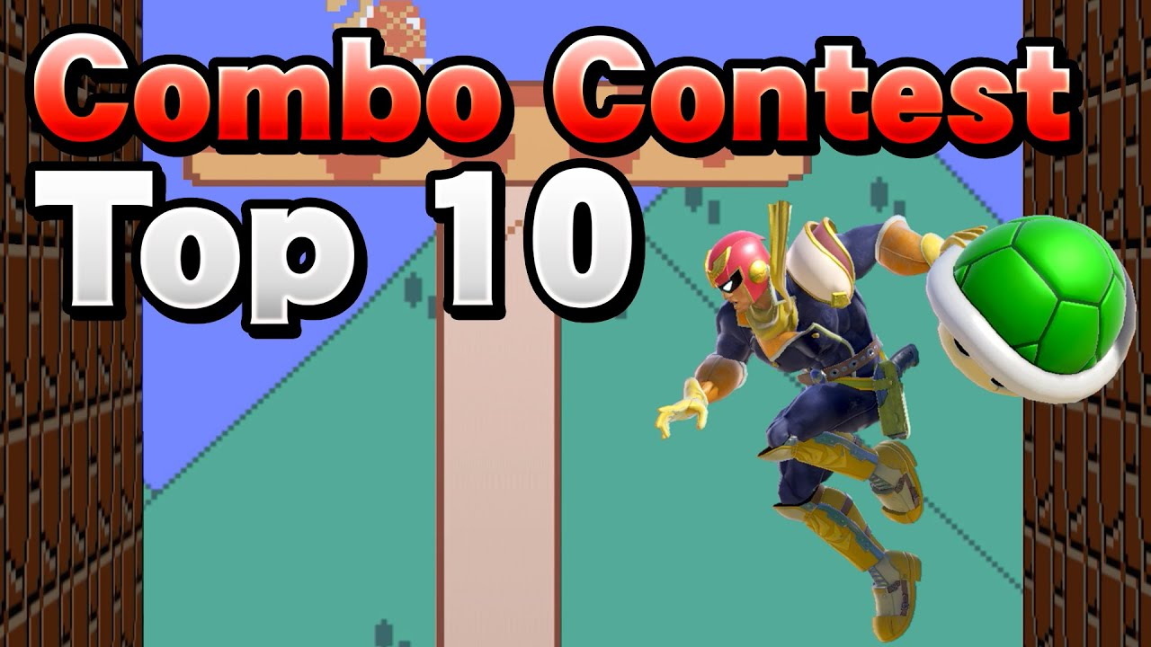 Smash Ultimate Combo Contest - Top 10