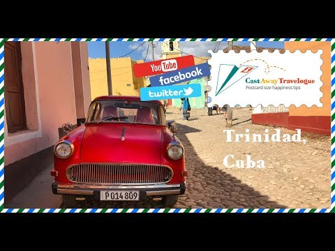 Trinidad, Cuba: Taking A Break From The Digital World