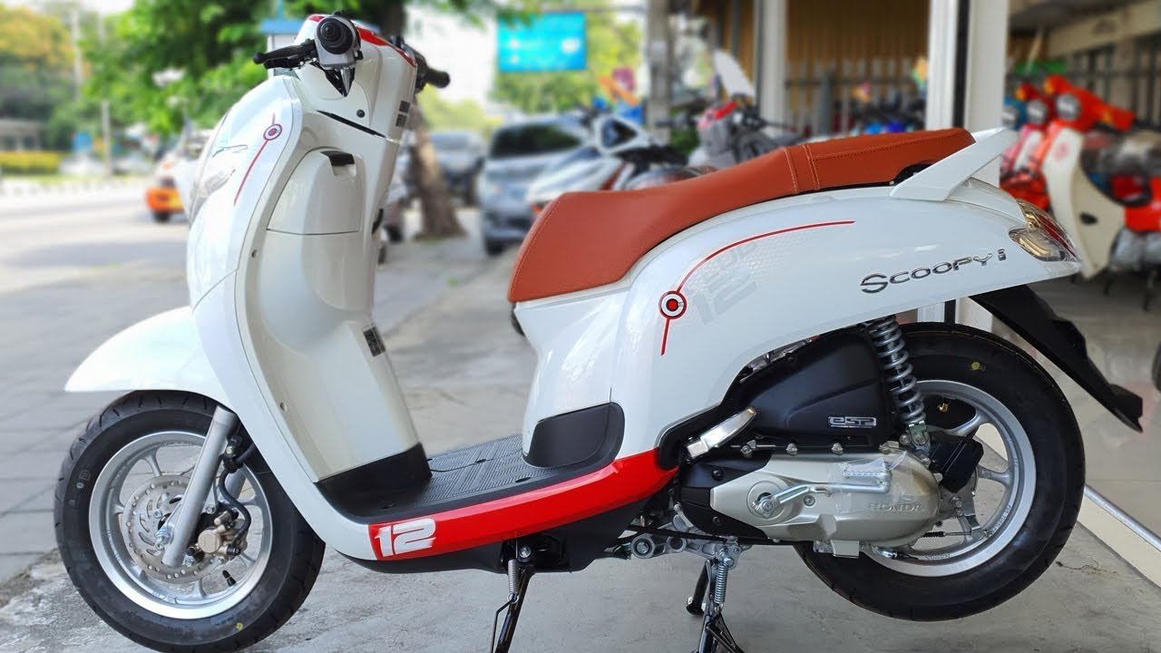 New 2019 Honda Scoopy I Club 12 Youtube