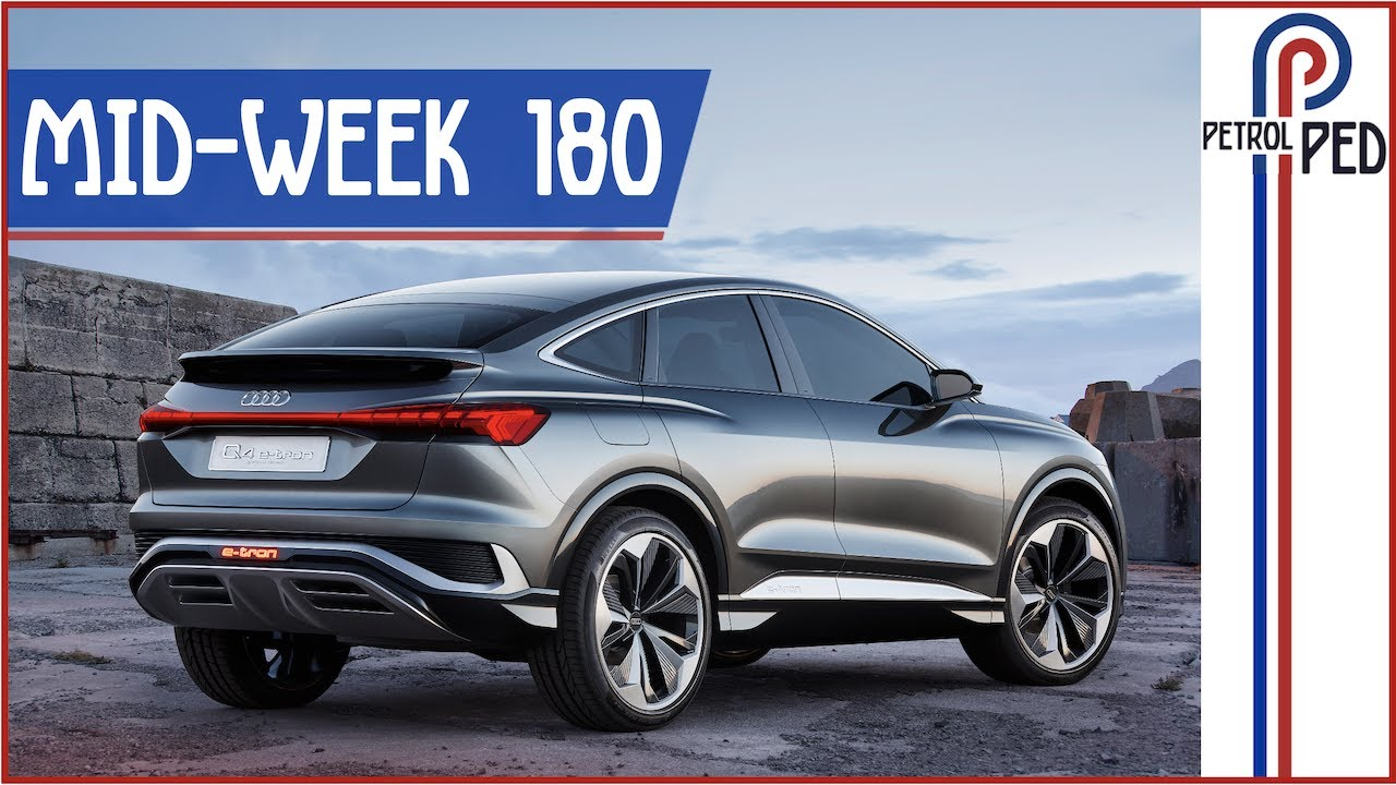 MID-WEEK 180 - 300 mile range Audi e-tron | Welcome back F1 !