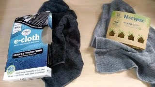 Envirocloth vs e Cloth