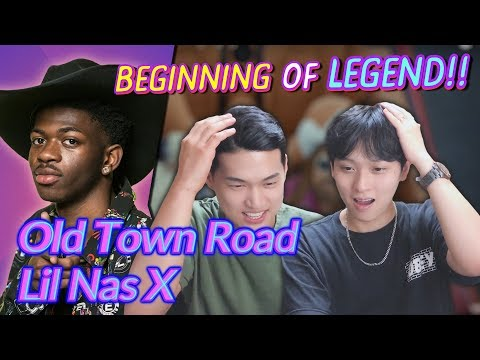 K-pop Artist Reaction] Lil Nas X - Old Town Road Ft. Billy Ray Cyrus
