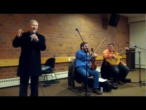 "William ""Billy"" Bulger @ BC 1/31/13 Irish ballad"