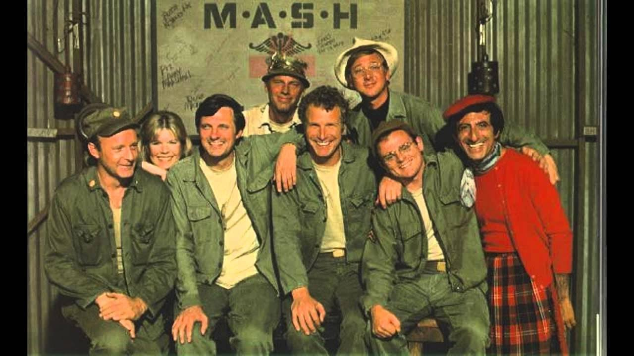 MASH - INTRO (Serie Tv) (1972 - 1983) - YouTube