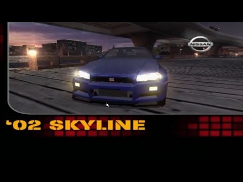 Midnight Club 3 - GANHEI O SKYLINE!!! - #18