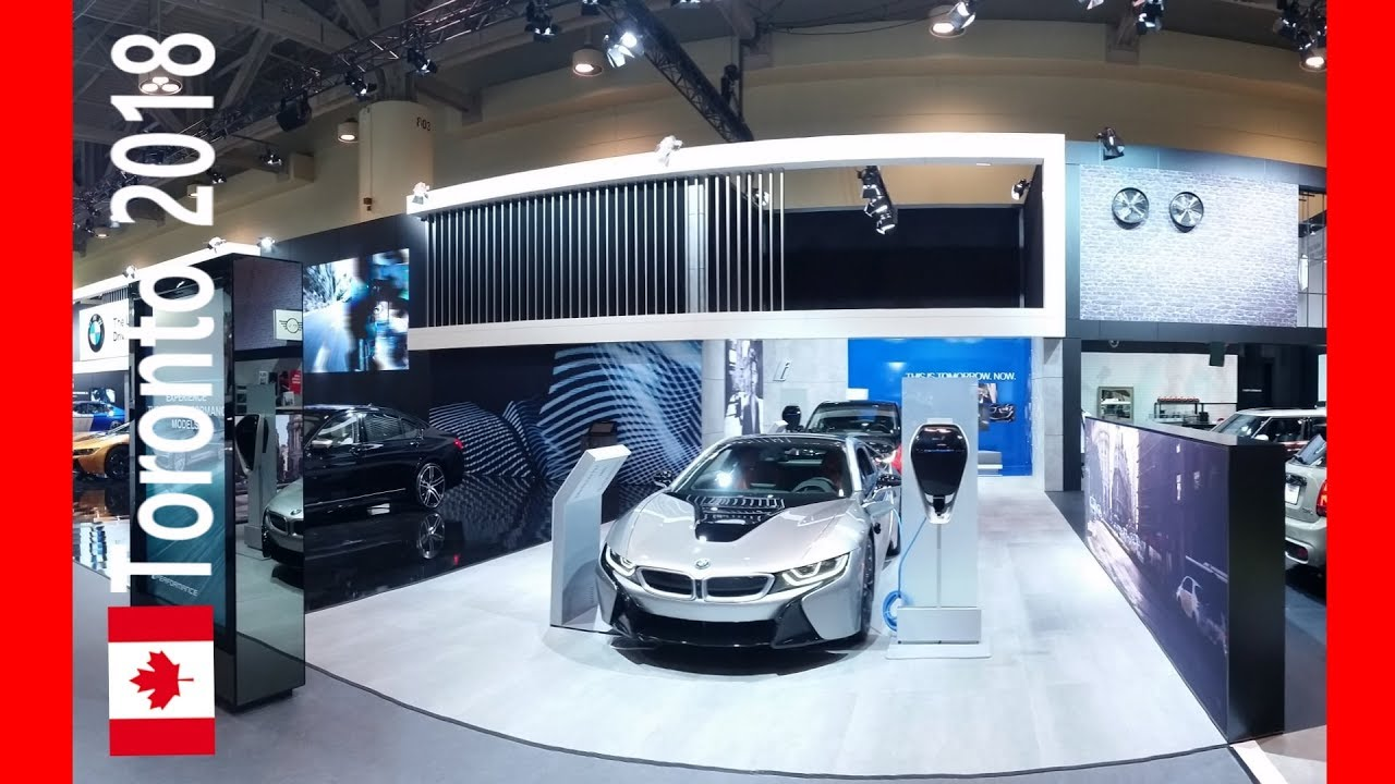 Toronto Motor Show 2018 Bmw Mini Technique Planning C2