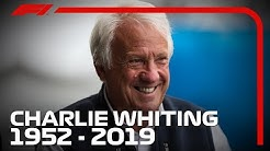 Charlie Whiting: Remembering F1's much admired Race Director and Safety Delegate