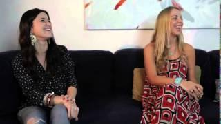 Um Olhar entrevista: Camila Danielian e Julia Alcântara