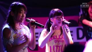 2016.05.05 OS☆U大阪定期公演vol.2より、チームCheerful☆Starの「Strong...