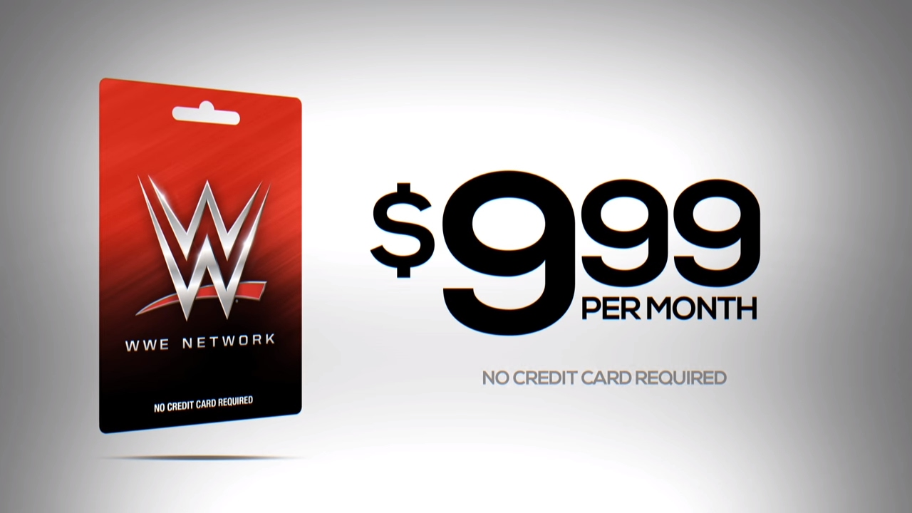 get the wwe network prepaid card available at walmart best buy gamestop 7 eleven dollar general - Get A Prepaid Card