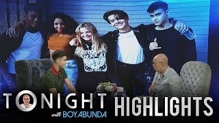 "TWBA: Bailey talks about ""Now United"""